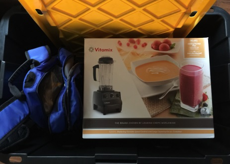 vitamix green berry smoothie nutrition